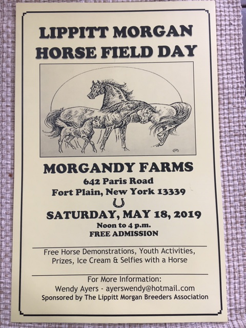 Lippitt Field Day Poster